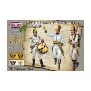 Victrix   Victrix Austrian Infantry 1798-1809 - VX0012 -