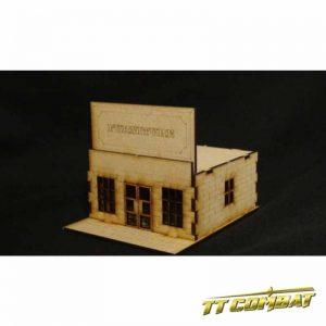 TTCombat   Wild West Scenics (28-32mm) Wild West Furniture Store - WWS031 -