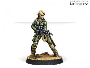 Corvus Belli Infinity  Ariadna 6th Airborne Ranger Reg. (Molotok) - 280189-0650 - 2801890006503