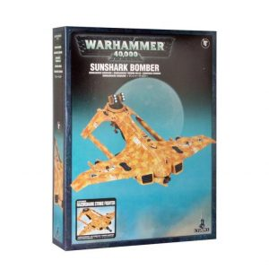 Games Workshop (Direct) Warhammer 40,000  T'au Empire T'au Empire AX39 Sun Shark Bomber - 99120113029 - 5011921045617