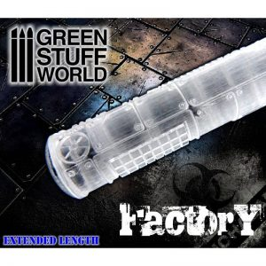 Green Stuff World   Rolling Pins Rolling Pin FACTORY GROUND - 8436554362240ES - 8436554362240