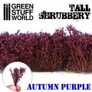 Green Stuff World   Plants & Flowers Tall Shrubbery - Autumn Purple - 8436574504316ES - 8436574504316