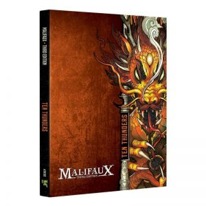 Wyrd Malifaux  Ten Thunders Ten Thunders Faction Book - M3e Malifaux 3rd Edition - WYR23018 - 9781733162739