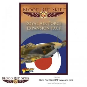 Warlord Games Blood Red Skies  Blood Red Skies Blood Red Skies: RAF Expansion Pack - 779512001 - 5060572502512