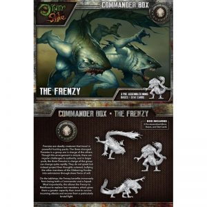 Wyrd The Other Side  Gibbering Hordes The Frenzy - WYR40209 - 812152030374