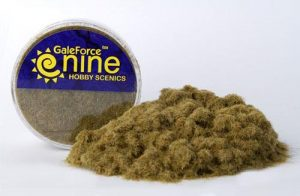 Gale Force Nine   Sand & Flock Hobby Round: Winter/Dead Static Grass - GFS003 - 8780540002734