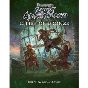 North Star Frostgrave  Frostgrave Frostgrave: Ghost Archipelago: Cities of Bronze - BP1687 - 9781472832795