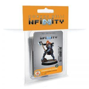 Corvus Belli Infinity  Ariadna Varangian Guard (Boarding Shotgun) - 280756-0886 - 2807560008860