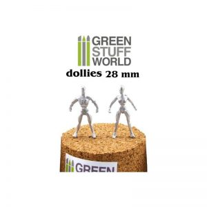 Green Stuff World   Green Stuff World Tools Flexible Armatures in 28 mm - 8436554365562ES - 8436554365562