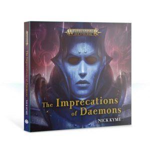Games Workshop   Audiobooks The Imprecations of Daemons (audiobook) - 60680281017 - 9781784969547