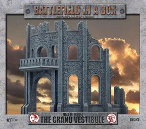 Gale Force Nine   Battlefield in a Box Gothic Battlefields: The Grand Vestibule - BB523 - 9420020216525