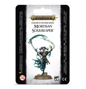 Games Workshop (Direct) Age of Sigmar  Ossiarch Bonereapers Ossiarch Bonereapers Mortisan Soulreaper - 99070207011 - 5011921126262
