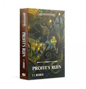 Games Workshop   Age of Sigmar Books Profit's Ruin (paperback) - 9781789991628 - 60100281276