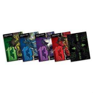 Wyrd Malifaux  Malifaux Essentials M3E Fate Deck - M3e Malifaux 3rd Edition - WYR23011 - 812152030596
