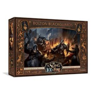 Cool Mini or Not A Song of Ice and Fire  Neutral A Song of Ice and Fire: Bolton Blackguards - CMNSIF504 - 889696008787