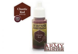 The Army Painter   Warpaint Warpaint - Chaotic Red - APWP1142 - 2561142111118