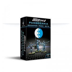 Corvus Belli Infinity  PanOceania PanOceania Booster Pack Beta - 281219-0867 - 2812190008678