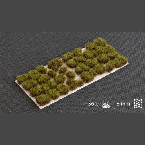 Gamers Grass   Tufts Swamp XL 8mm Wild - GG8-SW - 738956789105
