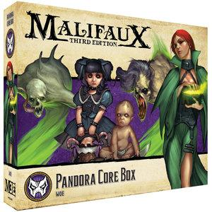 Wyrd Malifaux  Neverborn Pandora Core Box - WYR23407 - 812152030831