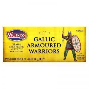 Victrix   Victrix Ancient Gallic Cavalry - VXA033 -