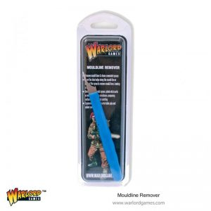 Warlord Games   Warlord Games Tools Mouldline Remover - 843419907 - 5060572504059
