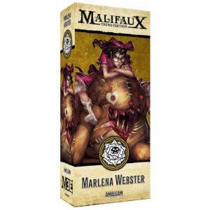 Wyrd Malifaux  Outcasts Marlena Webster - WYR23511 - 812152031647