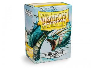 Dragon Shield   Dragon Shield Dragon Shield Sleeves Turquoise (100) - DS100T -