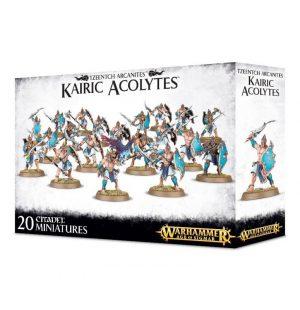 Games Workshop Age of Sigmar  Disciples of Tzeentch Tzeentch Arcanite Kairic Acolytes - 99120201063 - 5011921077571