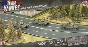 Gale Force Nine   Battlefield in a Box Team Yankee: Modern Roads - BB188 - 9420020229808