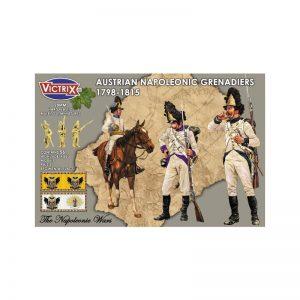 Victrix   Victrix Austrian Grenadiers 1798-1815 - VX0013 -