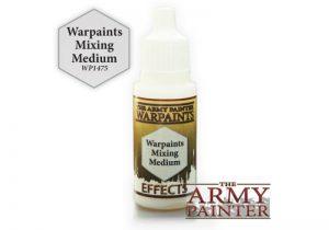 The Army Painter   Warpaint Warpaint - Warpaints Mixing Medium - APWP1475 - 5713799147508