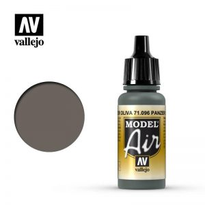 Vallejo   Model Air Model Air: Panzer Olive - VAL096 - 8429551710961