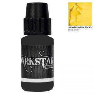 Dark Star   Dark Star Molten Metals Darkstar Molten Metals Braid Gold (17ml) - DS-DM281 -