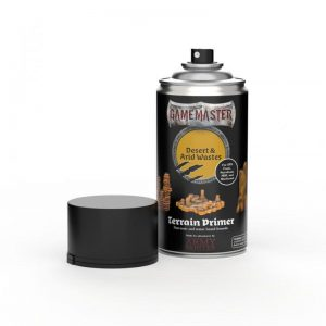 The Army Painter   Spray Paint GM: Terrain Primer - Desert & Arid Wastes - AP-GM3005 - 5713799300590