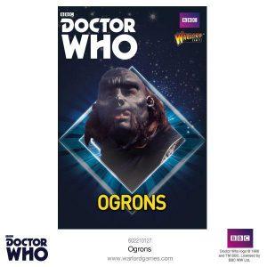 Warlord Games Doctor Who  Doctor Who Doctor Who: Ogrons - 602210127 - 5060393707196