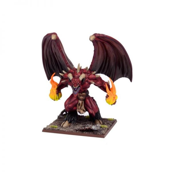 Mantic Kings of War  Forces of the Abyss Forces of the Abyss Archfiend of the Abyss - MGKWA107 - 5060208868609