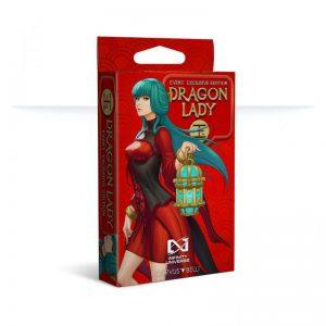 Corvus Belli Infinity  Yu Jing Dragon Lady Event Exclusive Edition - PV52 - 2800000001193