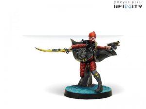 Corvus Belli Infinity  Combined Army Speculo Killer (Boarding Shotgun) - 280695-0780 - 2806950007803
