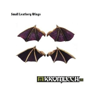 Kromlech   Heretic Legionary Conversion Parts Small Leathery Wings (6) - KRCB064 - 5902216110625
