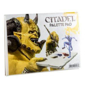Games Workshop (Direct)   Citadel Tools Citadel Palette Pad - 9923999907806 - 5011921053483