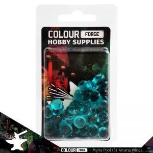 The Colour Forge   Glass Gems Mana Pool: Arcane Winds (small) - TCF-MP-0126 - 5060843100126