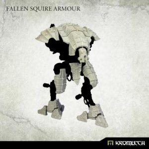 Kromlech   Heretic Legionary Conversion Parts Fallen Squire Armour (1) - KRVB102 - 5902216119925