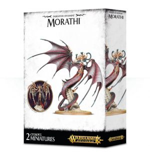 Games Workshop Age of Sigmar  Daughters of Khaine Daughters of Khaine Morathi - 99120212015 - 5011921095476