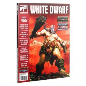 Games Workshop   White Dwarf White Dwarf 465 (June 2021) - 60249999607 - 9772658712017