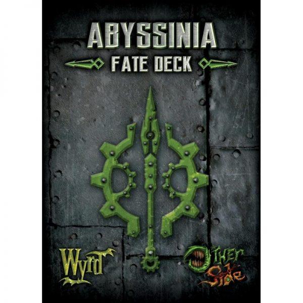 Wyrd The Other Side  Abyssinia Abyssinia Fate Deck - WYR40008 - 812152030039