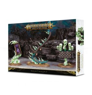 Games Workshop (Direct) Age of Sigmar  Nighthaunts Endless Spells: Nighthaunt - 99120207053 - 5011921098620