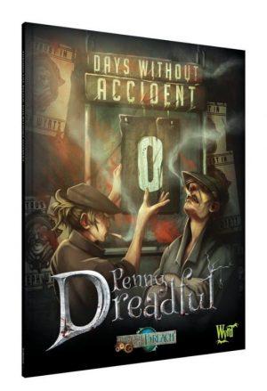 Wyrd Through the Breach  Through the Breach Penny Dreadful: Days with Accident - WYR30210 -
