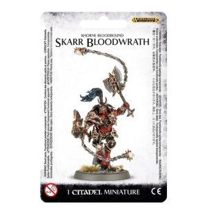 Games Workshop (Direct) Age of Sigmar  Blades of Khorne Khorne Skarr Bloodwrath - 99070201013 - 5011921064069