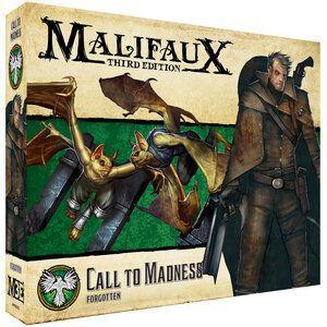 Wyrd Malifaux  Resurrectionists Call to Madness - WYR23212 -