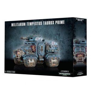 Games Workshop (Direct) Warhammer 40,000  Astra Militarum Taurox Prime / Taurox - 99120105054 - 5011921049974